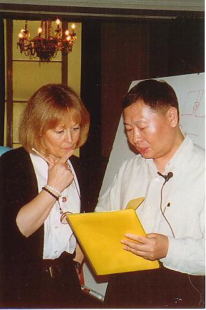 Brenda Martin | Feng Shui Consultant | Oxford & Portugal