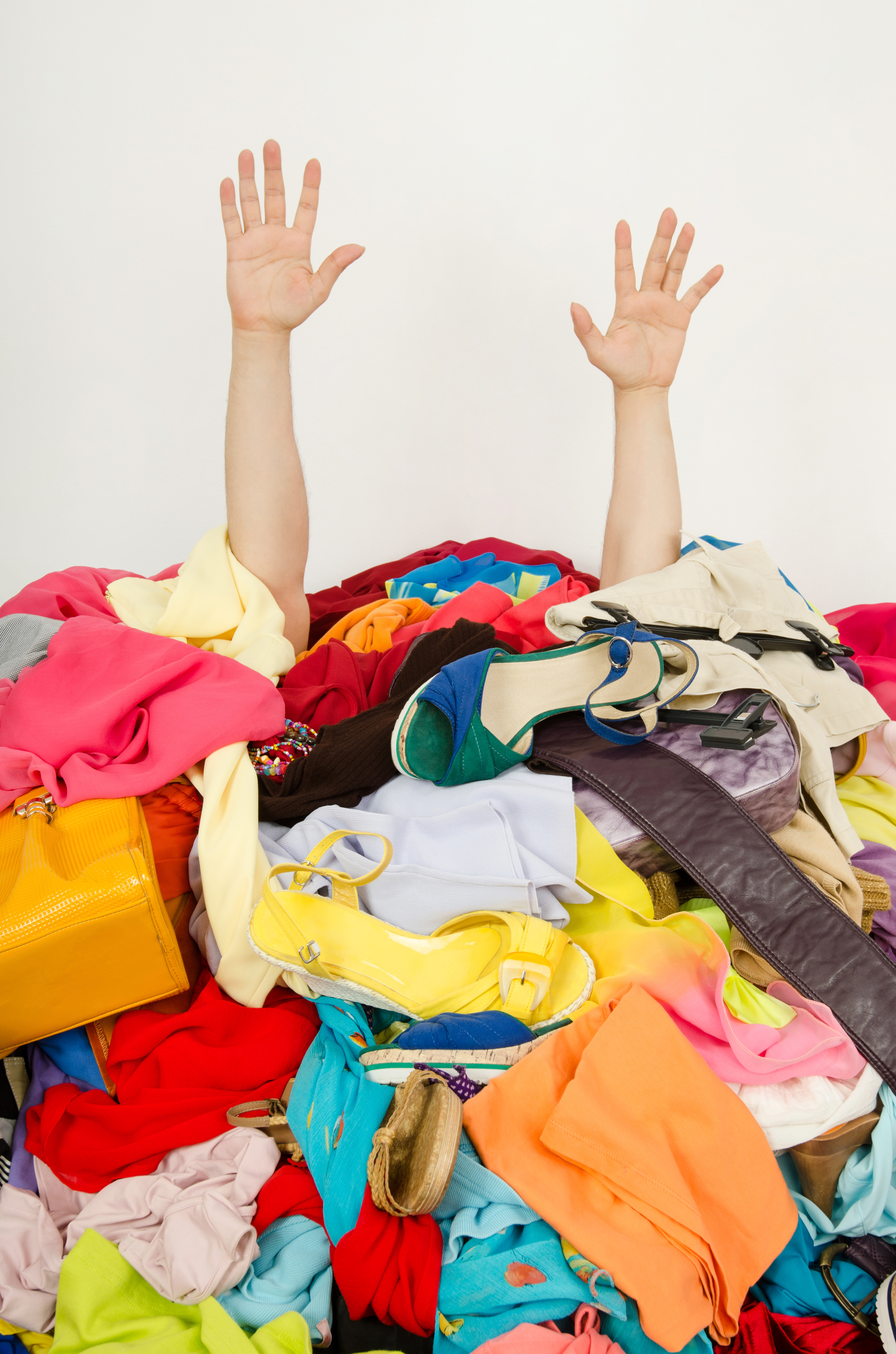 Stuck to Free With Clutter Clearing | Brenda Martin | Feng Shui Consultant