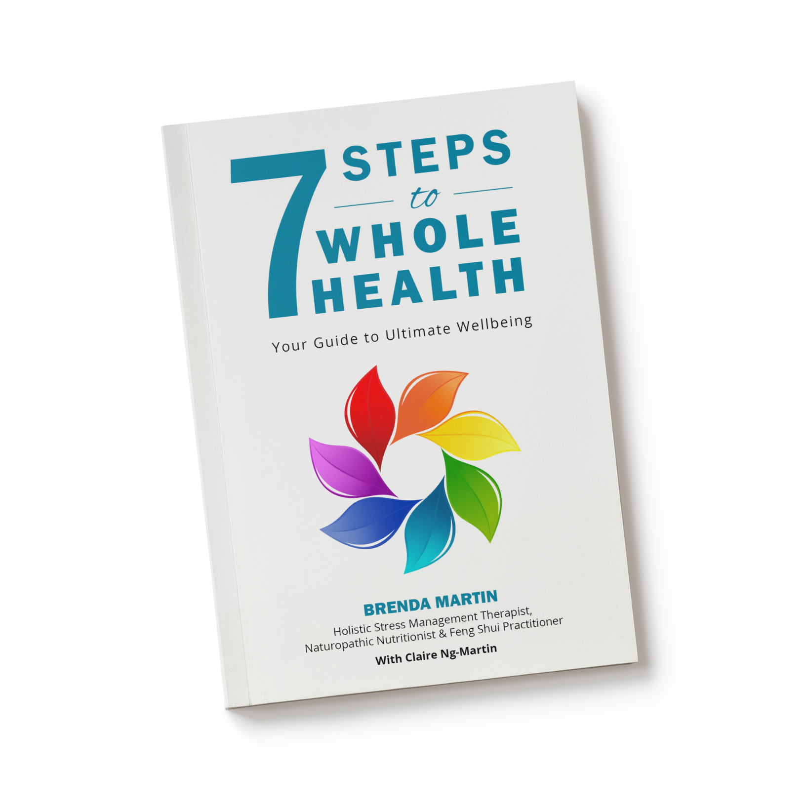 Brenda Martin | Author | 7 Steps To Whole Health